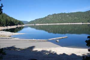 Photo of Beardsley Reservoir boat launch ramp