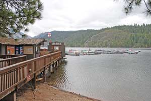 Photo of Pinecrest Lake marina