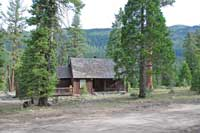 cabin at Wagner