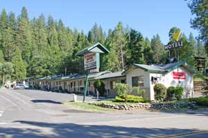 the El Dorado Motel