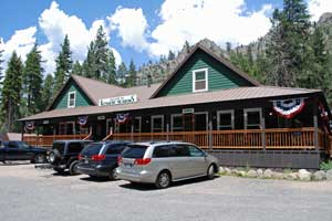 Kennedy Meadows Resort