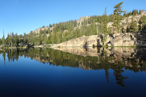 Photo of Chewing Gum  Lake, Emigrant Wilderness, CA