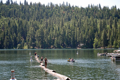photo of Pinecrest Lake